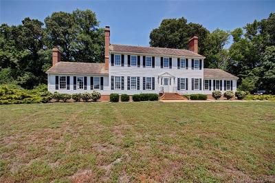 Yorktown Single Family Home For Sale: 409 Old Wormley Creek Road