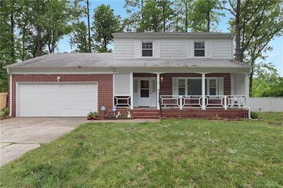 Single Family Home For Sale: 8 Settlers Lane