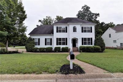Greensprings West Single Family Home For Sale: 3270 Westover Ridge