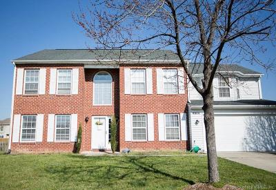 The Pointe At Jamestown Single Family Home For Sale: 4644 Yeardley Loop