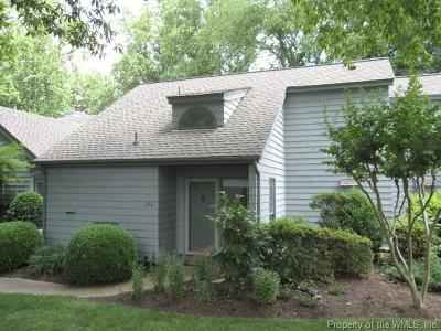Williamsburg VA Rental For Rent: $1,750