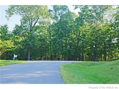 Norge, Toano, Williamsburg Residential Lots & Land For Sale: 3539 Longwood Drive