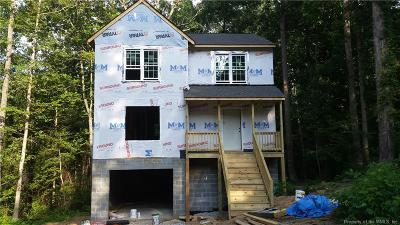 New Kent County Single Family Home For Sale: 6733 Lakemont Road