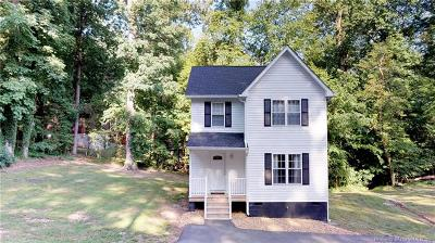 New Kent County Single Family Home For Sale: 6329 Hickory Road