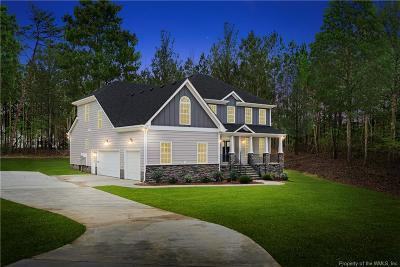 The Oaks At Fenton Mill Single Family Home For Sale: Mm The Magnolia Marks Pond Way