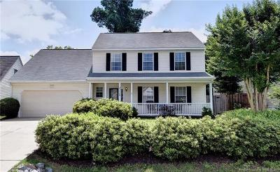 Springhill Single Family Home For Sale: 4120 Silverwood Drive