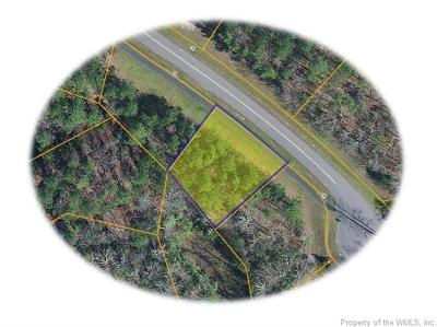 Norge, Toano, Williamsburg Residential Lots & Land For Sale: 9986 Mill Pond Run