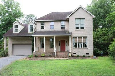 New Kent County Single Family Home For Sale: 423 Four Islands Trail