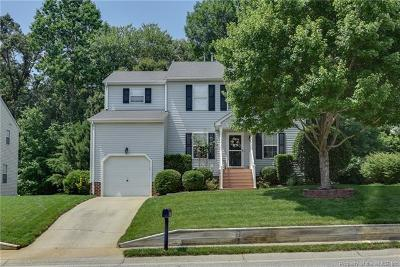 Single Family Home For Sale: 3989 Longhill Station Road