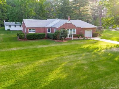 New Kent County Single Family Home For Sale: 8010 Curtis Road