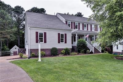 Williamsburg Single Family Home For Sale: 8416 Attleborough Way