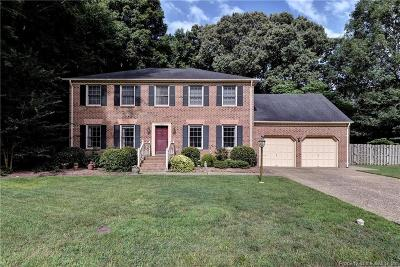 York County Single Family Home Sold: 102 Tuckahoe Trace