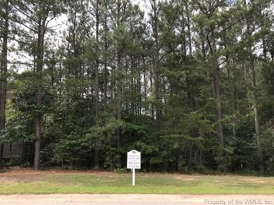 Charles City Co., Isle Of Wight County, James City Co., New Kent County, Newport News County, Suffolk County, Surry County, Williamsburg County, York County Residential Lots & Land For Sale: 4818 Kingshire Drive