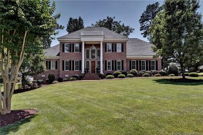 Williamsburg VA Single Family Home For Sale: $979,000