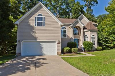 Williamsburg VA Single Family Home For Sale: $319,900