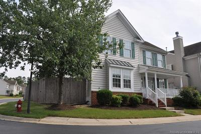 Williamsburg Single Family Home For Sale: 117 Waters Edge Drive