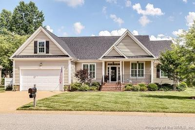 Fords Colony, Kingsmill Single Family Home For Sale: 139 Nottinghamshire