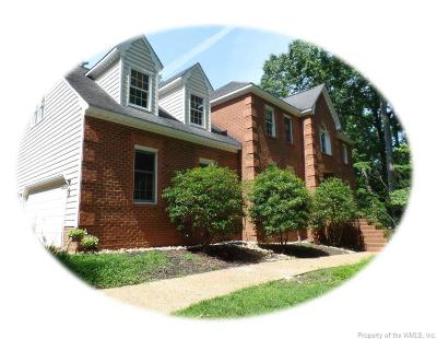 Williamsburg, Toano, Norge, Providence Forge Rental For Rent: 6013 Beechtree Lane