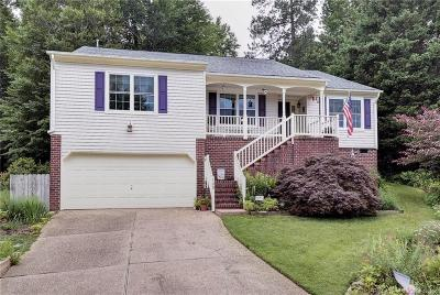 Single Family Home For Sale: 109 Heron Court