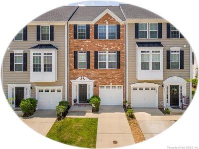 Williamsburg VA Condo/Townhouse For Sale: $250,000