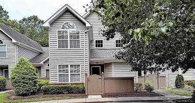 Condo/Townhouse For Sale: 442 Crooked Stick #naa