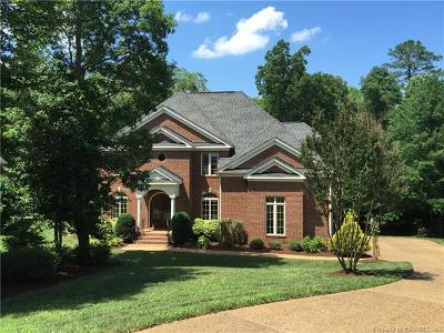 Toano Single Family Home For Sale: 3169 Ridge Drive