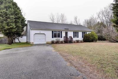 Williamsburg, Toano, Providence Forge Single Family Home For Sale: 3456 Chickahominy Road