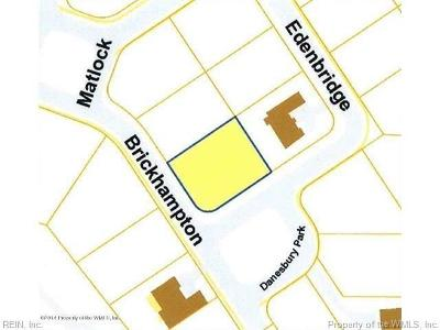Fords Colony Residential Lots & Land For Sale: 209 Brickhampton