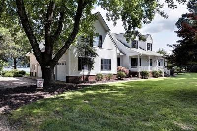 Single Family Home For Sale: 373 Sopers Road