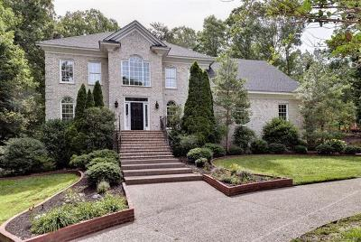 Williamsburg Single Family Home For Sale: 116 Royal Saint Georges
