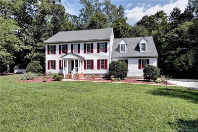 New Kent County Single Family Home For Sale: 1221 Colony Trail