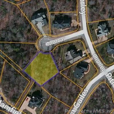 Fords Colony, Kingsmill Residential Lots & Land For Sale: 105 Murcar