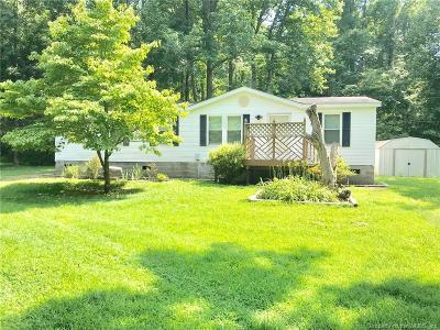 Single Family Home Sold: 8115 Adams Creek Road