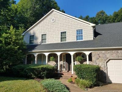 Williamsburg Single Family Home For Sale: 2829 Warbler Place