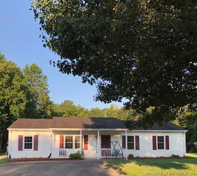 Gloucester Single Family Home For Sale: 6277 New Pines Drive