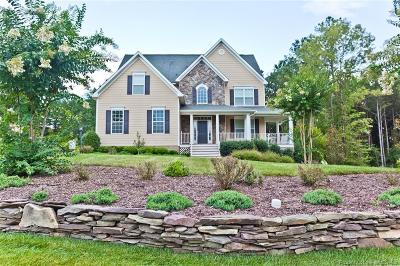 New Kent County Single Family Home For Sale: 5441 Brickshire Drive