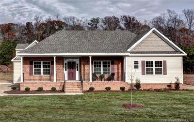 York County Single Family Home For Sale: Mm The Azalea