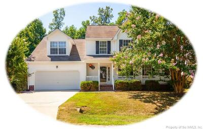 Williamsburg Single Family Home For Sale: 4268 Boxwood Lane