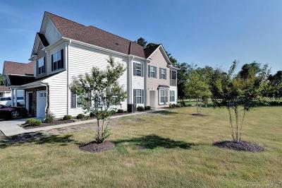 Williamsburg VA Condo/Townhouse For Sale: $234,000