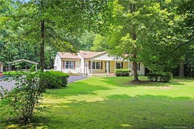 Gloucester Single Family Home For Sale: 10422 Figg Shop Road
