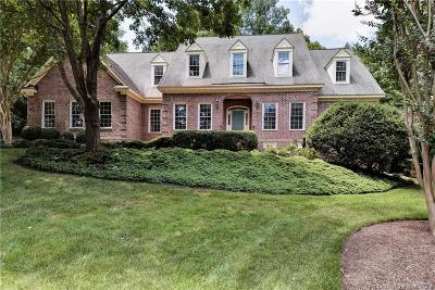 Williamsburg Single Family Home For Sale: 131 Swinley Forest