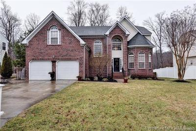 York County Single Family Home Sold: 408 Rolling Hills Drive