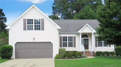 Single Family Home For Sale: 5548 Scotts Pond Drive