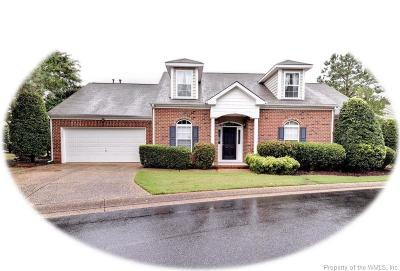 Williamsburg Single Family Home For Sale: 4408 Pleasant View Drive
