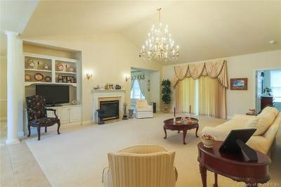 Williamsburg Single Family Home For Sale: 6879 Arthur Hills Drive