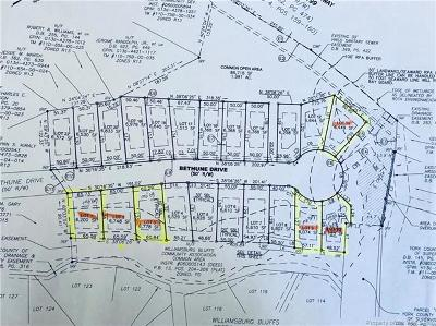 Williamsburg Residential Lots & Land For Sale: 213 Bethune Drive