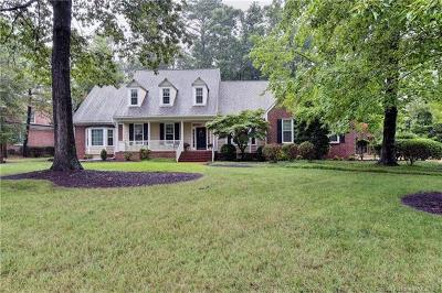 Governors Land Single Family Home For Sale: 2504 Sanctuary Drive