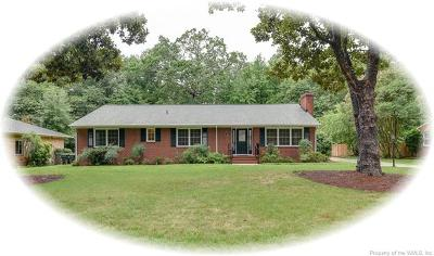 Yorktown Single Family Home Sold: 104 Beechwood Drive