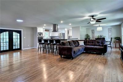 James City County Single Family Home For Sale: 2206 Jolly Pond Road