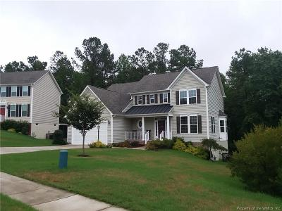 Williamsburg, Toano, Norge, Providence Forge Rental For Rent: 9308 Briarhill Way